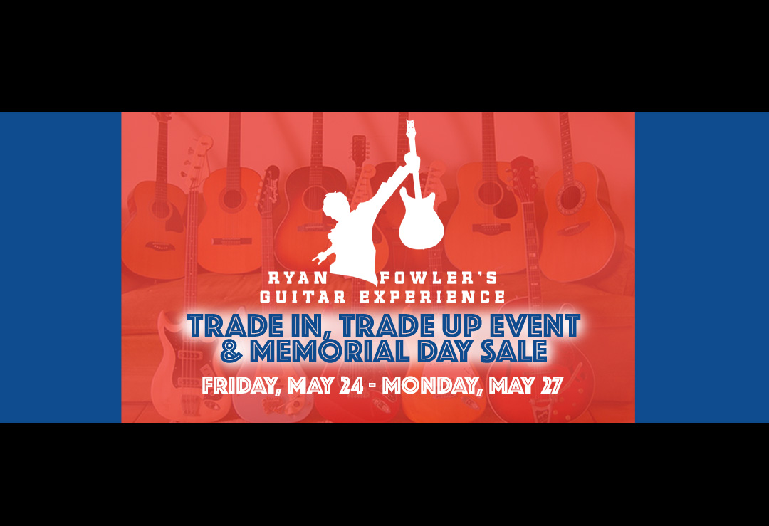 Memorial Day Weekend Sale and Trade in, Trade up Event